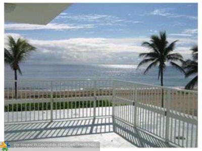 Pompano Beach Condo/Townhouse For Sale: 812 Briny Ave #2A