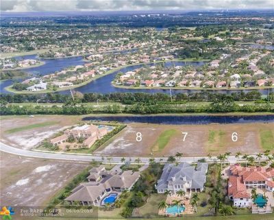 Weston Residential Lots & Land For Sale: 2966 Lake Ridge Ln