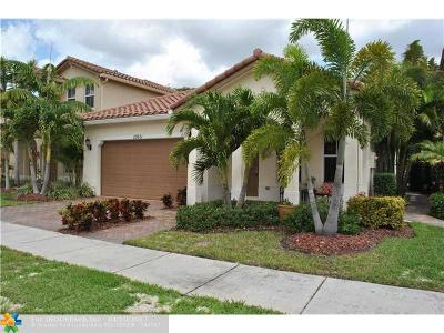Coral Springs Single Family Home Backup Contract-Call LA: 10511 NW 36th St