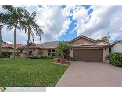 Coral Springs Single Family Home Sold: 5146 NW 58th Ter