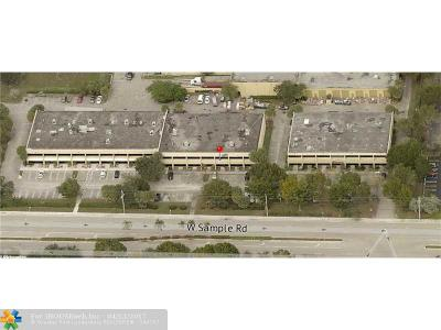 Coral Springs Commercial For Sale: 11935 W Sample Rd