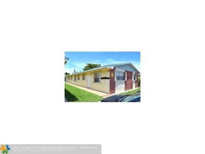 Hallandale Multi Family Home For Sale: 848 SW 10th St