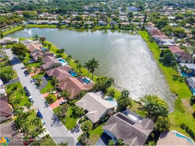 Coral Springs Single Family Home Sold: 5061 NW 64th Dr