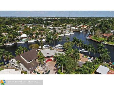 Single Family Home For Sale: 600 SW 8th Ter