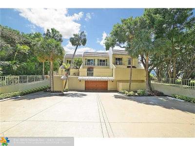 Hillsboro Beach Condo/Townhouse For Sale: 1172 Hillsboro Mile #3-3