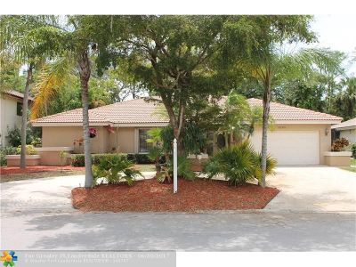Coral Springs Single Family Home Sold: 6200 NW 50th St