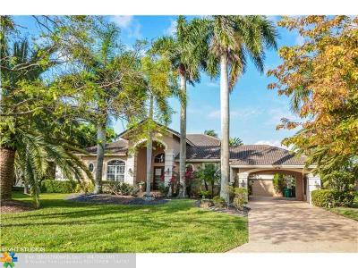 Coral Springs Single Family Home Backup Contract-Call LA: 11952 NW 9th St