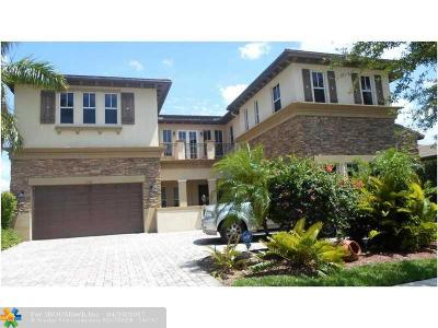 Broward County Single Family Home For Sale: 11164 NW 77th Pl