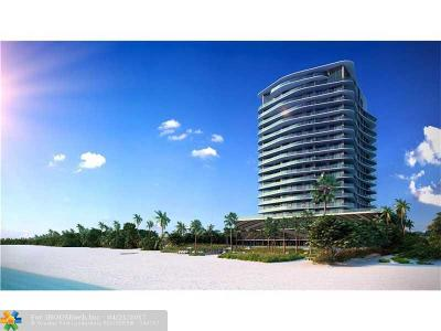 Pompano Beach Condo/Townhouse For Sale: 730 N Ocean Blvd #1602