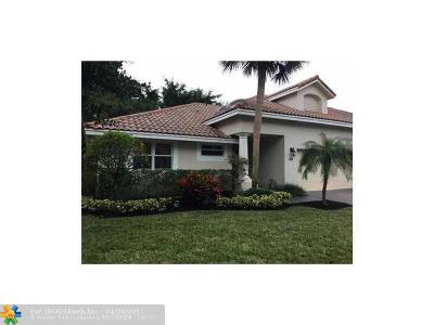 Boca Raton Single Family Home For Sale: 2276 NW 52nd St