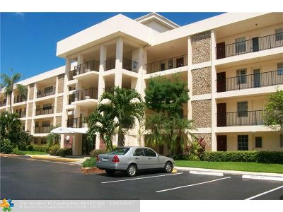 Pompano Beach Condo/Townhouse For Sale: 2800 N Palm Aire Dr #103