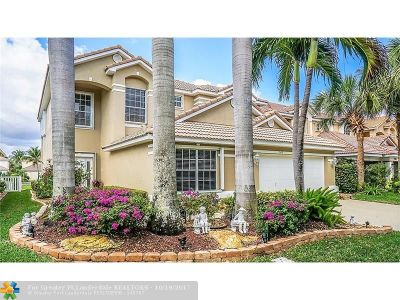 Delray Beach Single Family Home For Sale: 540 Anchor Pt