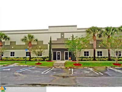Coral Springs Commercial For Sale: 3880 NW 124th Ave