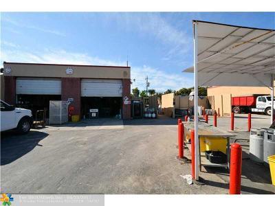 Oakland Park Commercial Lots & Land For Sale: 350 NE 44th St