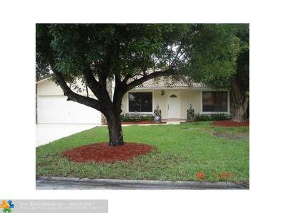 Coral Springs Rental Backup Contract-Call LA: 10935 NW 19th St