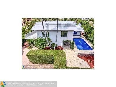 Boca Raton Single Family Home For Sale: 923 NE 24 Street