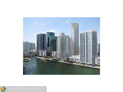 Miami Condo/Townhouse For Sale: 888 Brickell Key Dr #2512