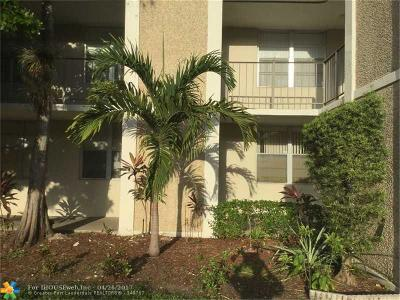 Lauderdale Lakes Condo/Townhouse For Sale: 2900 NW 48th Ter #114