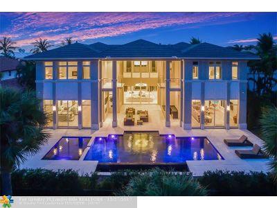 Boca Raton Single Family Home For Sale: 1300 Sabal Palm Dr