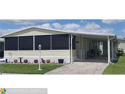 Boca Raton Single Family Home For Sale: 1531 SW 65th Av