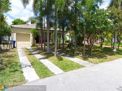 Miami Single Family Home For Sale: 861 NE 74th St