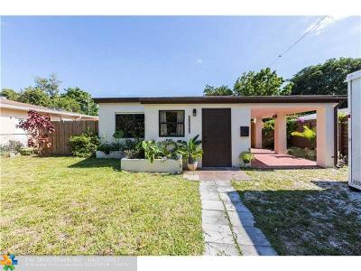 North Miami Beach Single Family Home Backup Contract-Call LA: 1614 NE 174th St