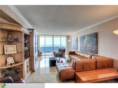 Sunny Isles Beach Condo/Townhouse Backup Contract-Call LA: 17555 Collins Ave #707