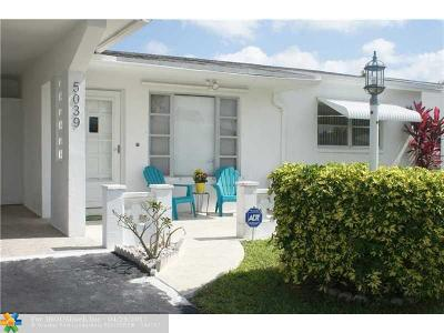 Lauderdale Lakes Single Family Home Backup Contract-Call LA: 5039 NW 42nd St