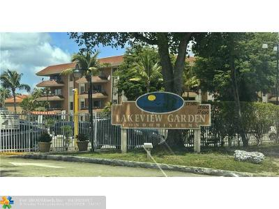 Hialeah Condo/Townhouse Backup Contract-Call LA: 17650 NW 68th Ave #A3009
