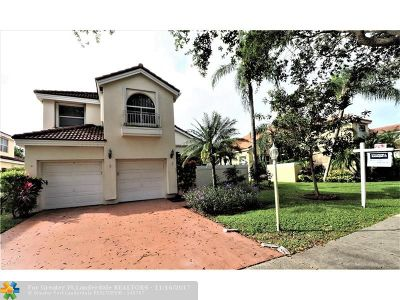 Cooper City Single Family Home For Sale: 11092 Boston Dr