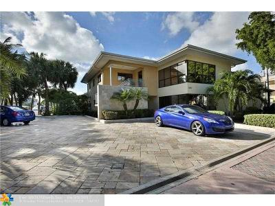 Lauderdale By The Sea Commercial For Sale: 4337 Sea Grape Dr