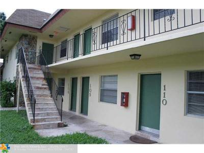 Lauderdale Lakes Commercial For Sale: 4800 NW 24th Ct #6 units