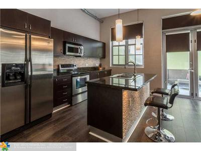 Fort Lauderdale Condo/Townhouse For Sale: 435 N Andrews Ave #203