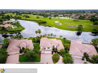 Parkland Single Family Home For Sale: 12555 NW 67th Dr