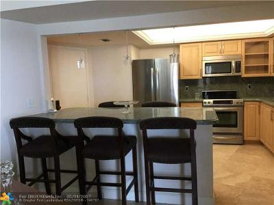 Lauderdale By The Sea Condo/Townhouse Backup Contract-Call LA: 4900 N Ocean Blvd #1509