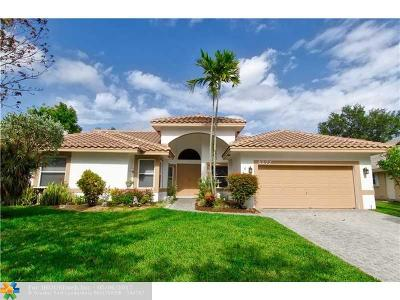 Coral Springs Single Family Home Backup Contract-Call LA: 4277 NW 64th Ave