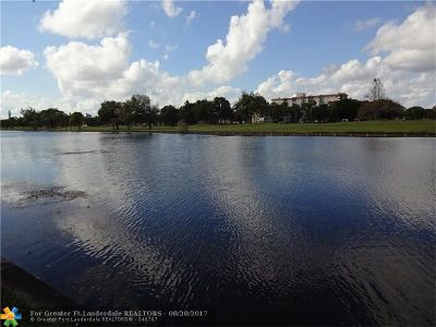 Broward County , Palm Beach County Condo/Townhouse For Sale: 5513 Constant Spring Ter #227