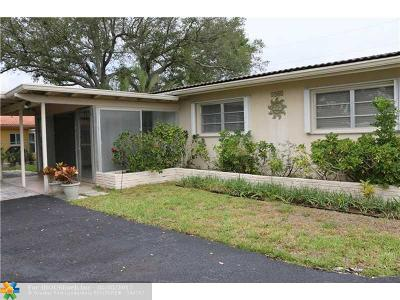 Fort Lauderdale FL Single Family Home Sold: $359,000