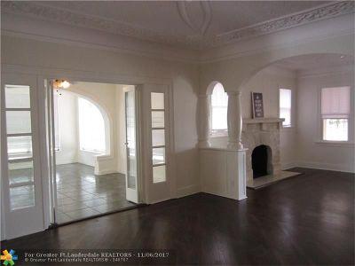 Pompano Beach Single Family Home For Sale: 500 NE 4th St