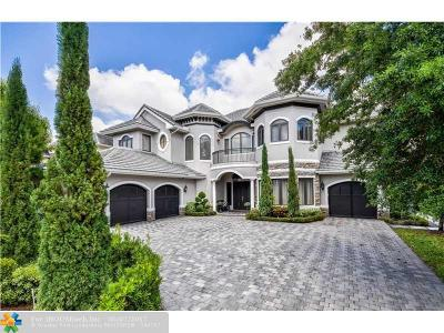 Boynton Beach Single Family Home For Sale: 9018 Stone Pier Dr.