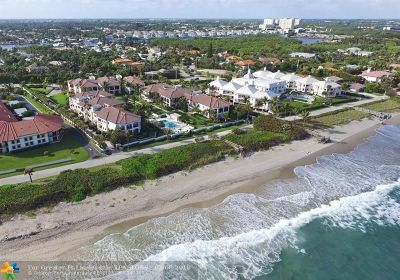 Ocean Ridge Condo/Townhouse For Sale: 5831 N Ocean Blvd #D1