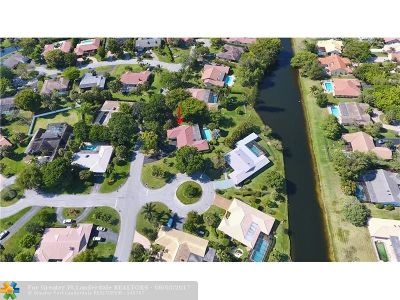 Coral Springs Single Family Home Backup Contract-Call LA: 9853 NW 14th Ct