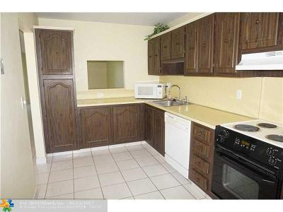 Plantation Condo/Townhouse Backup Contract-Call LA: 8623 NW 10th Pl #A