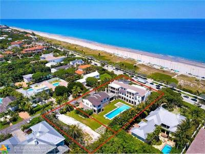 Delray Beach Residential Lots & Land Sold: 1240 Seaspray Ave