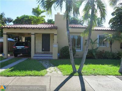 Miami Single Family Home For Sale: 2375 SW 22nd Ave