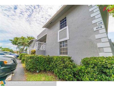 Miami Condo/Townhouse For Sale: 479 NE 210th Circle Ter #203