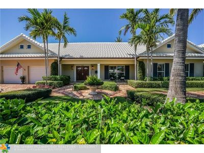 Coral Ridge, Coral Ridge 21-50 B, Coral Ridge Add, Coral Ridge Country Club Single Family Home For Sale: 2873 NE 35th Ct