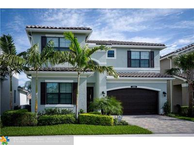 Delray Beach Single Family Home For Sale: 14568 Alabaster Ave