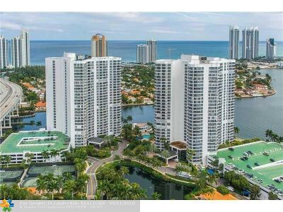 Aventura Condo/Townhouse For Sale: 19101 NE 36 Ct #201