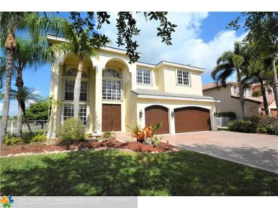 Miramar Single Family Home For Sale: 3980 SW 195th Ter